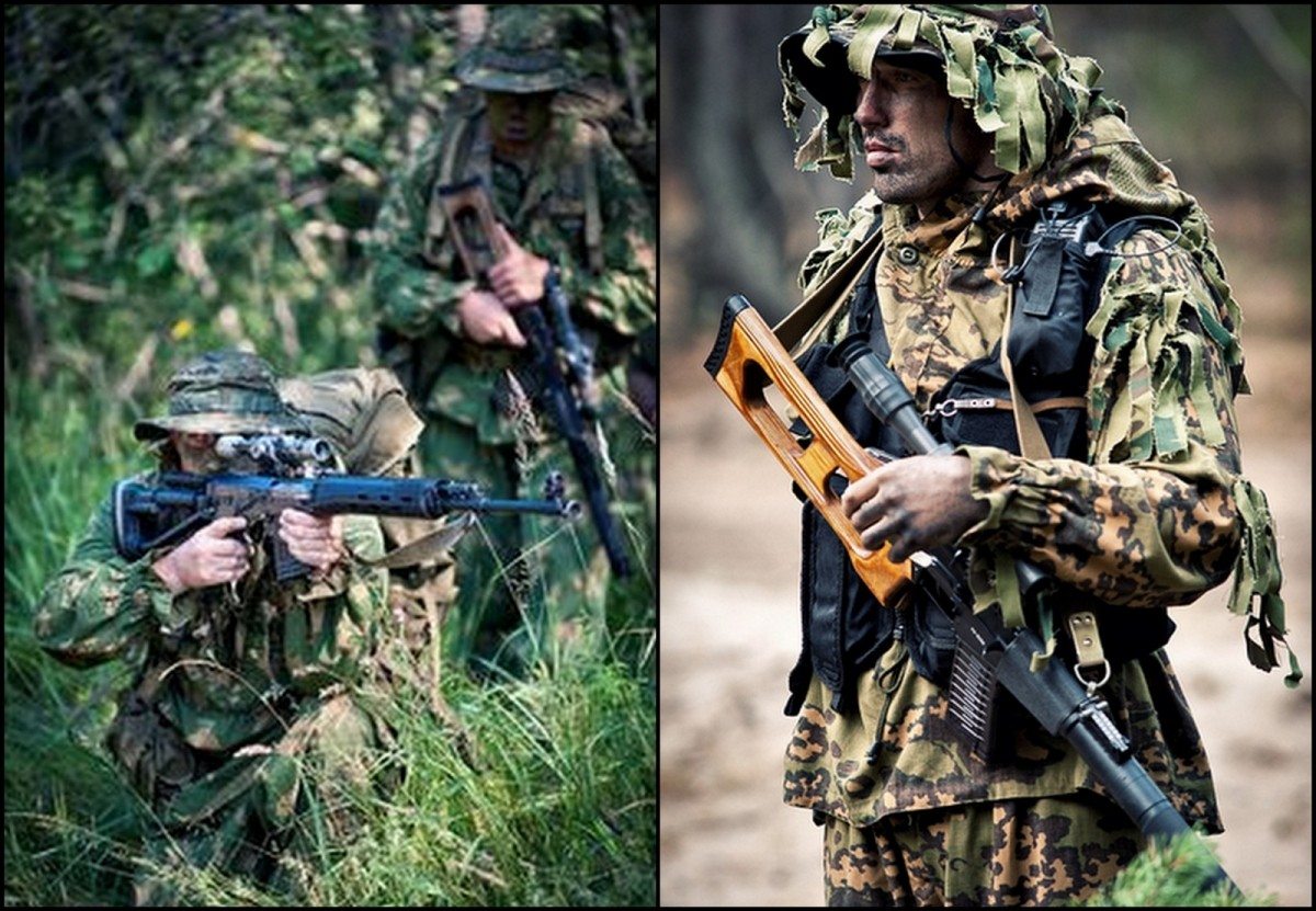Spetsnaz are one of the best trained military unit in the world