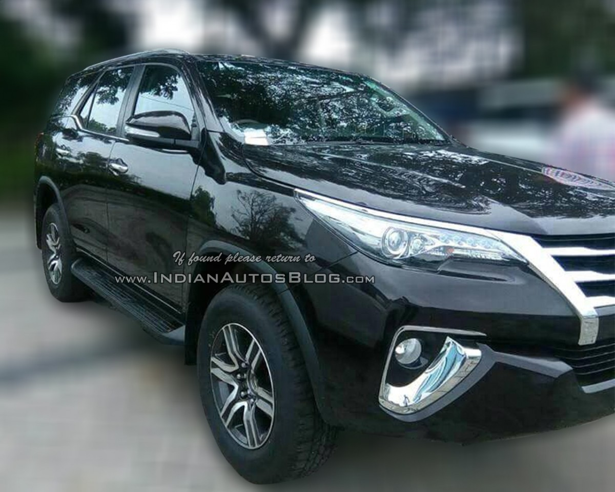 New Toyota Fortuner starts reaching dealerships in India