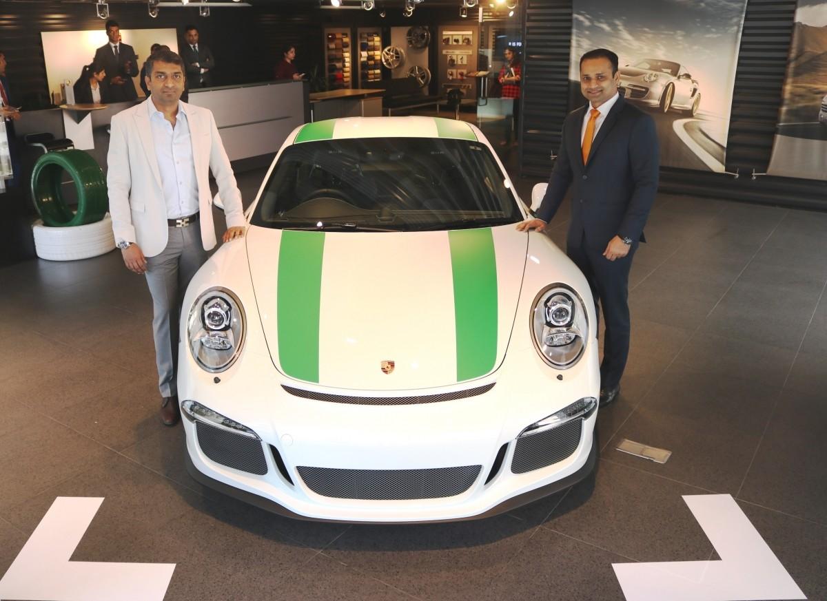 Porsche 911 R, Porsche 911 R India, Porsche 911 R first unit, Porsche 911 R India launch