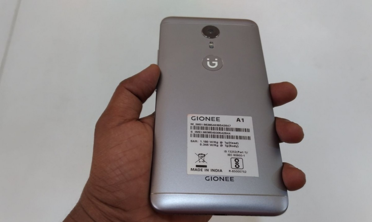 Gionee A1, review,price,specs,India,launch