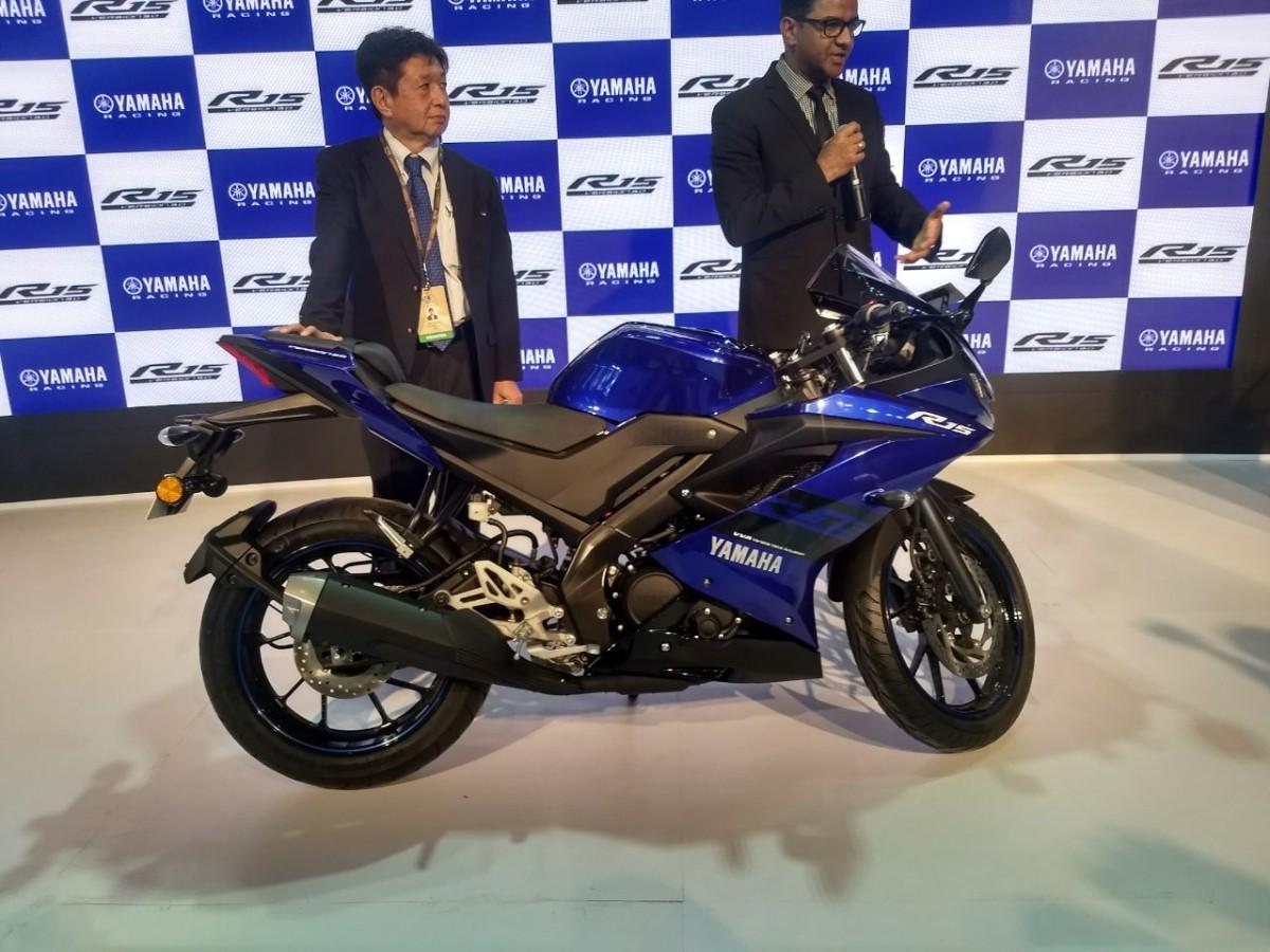 Yamaha YZF-R15 Version 3.0