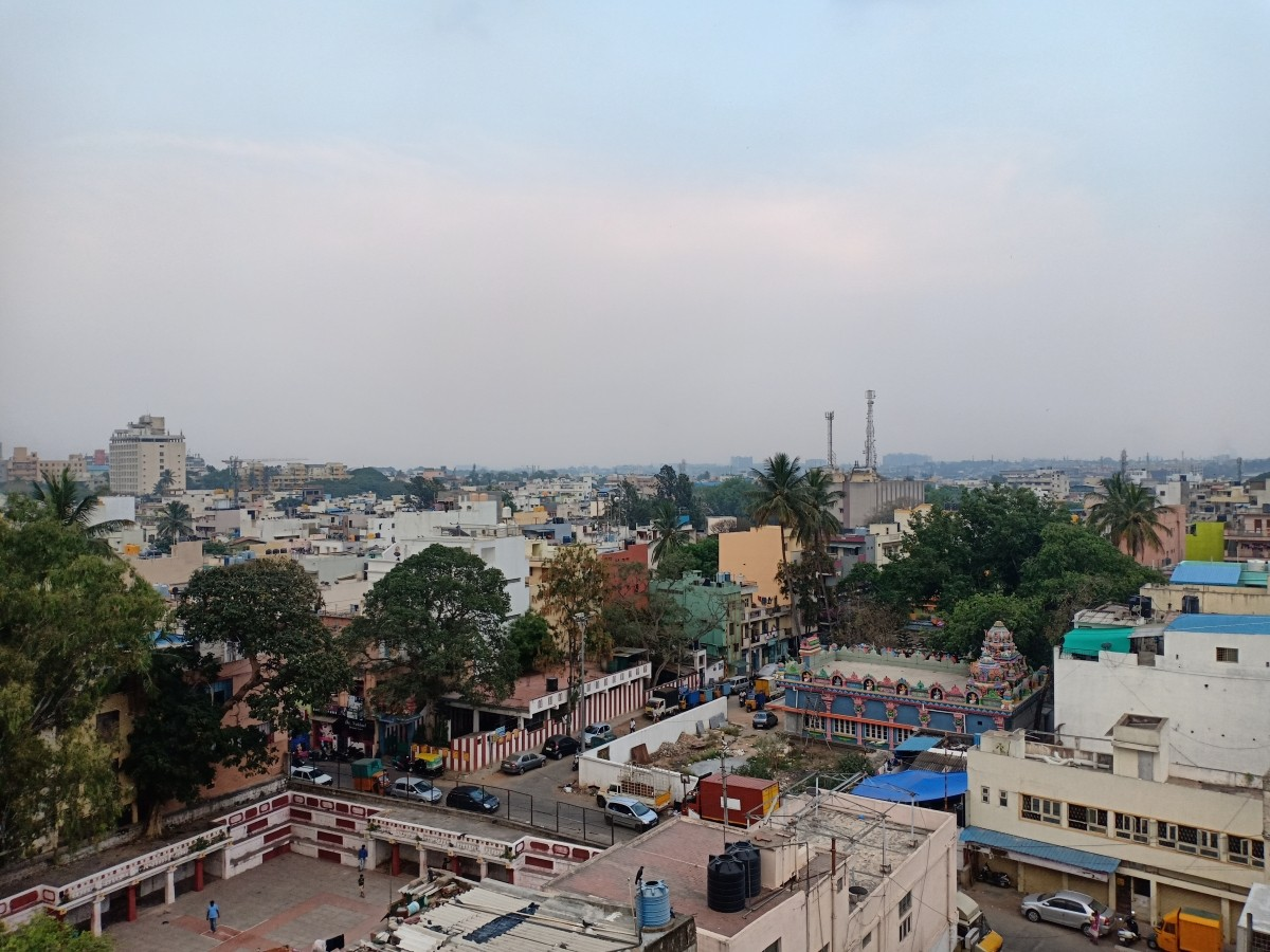 OPPO F7 review: rear camera sample