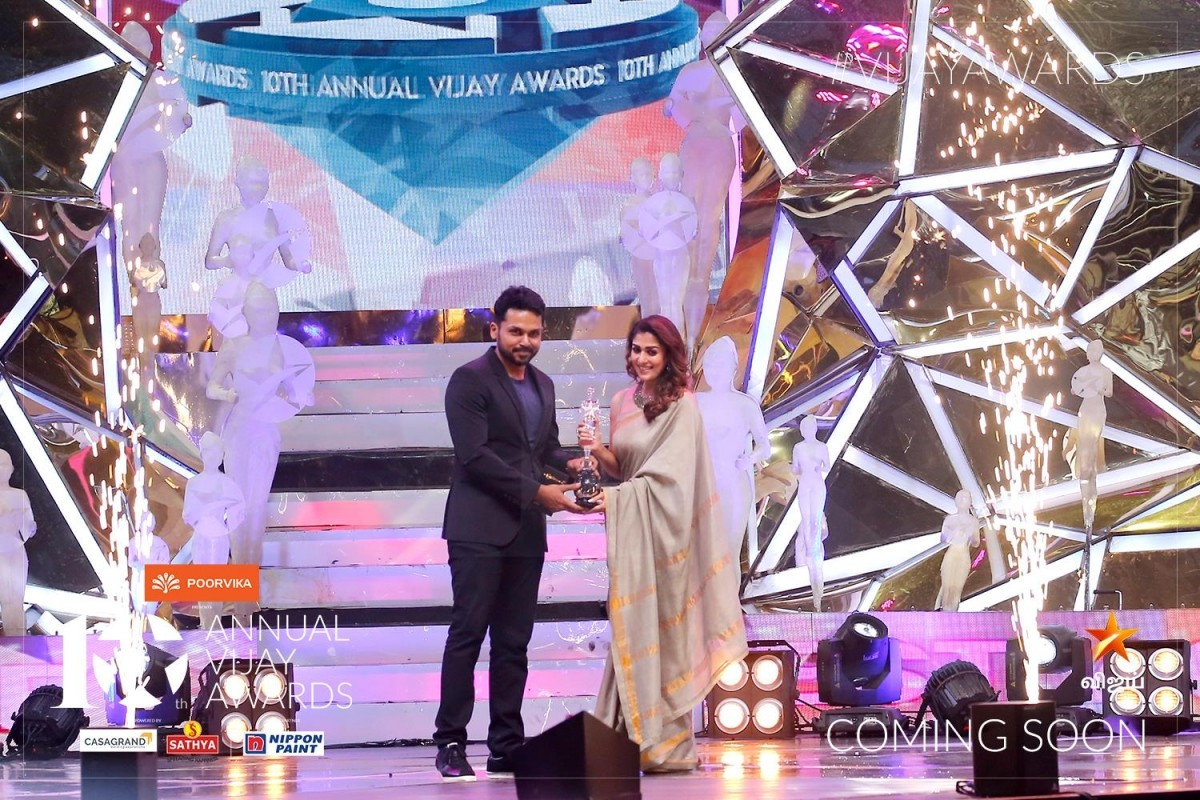 Vijay Awards 2018: Here is the complete list of winners [Photos