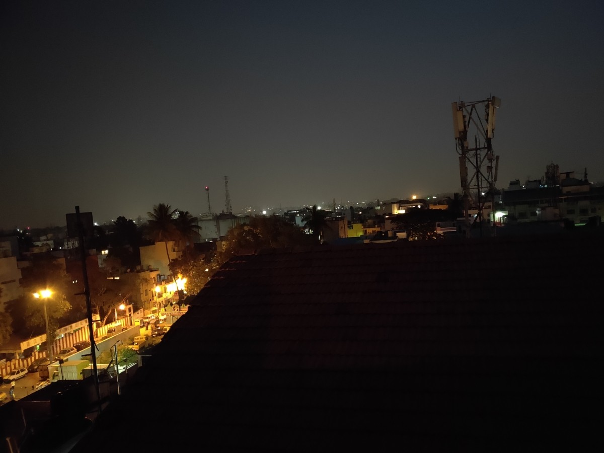 Oppo R17 Pro camera sample without Night mode