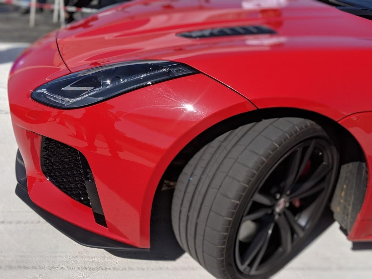Jaguar F-Type R test drive