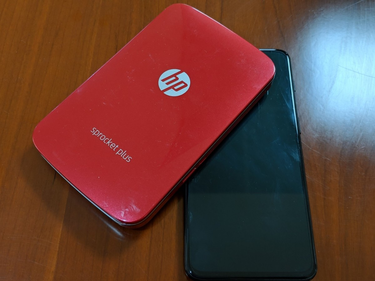 HP Sprocket Plus review