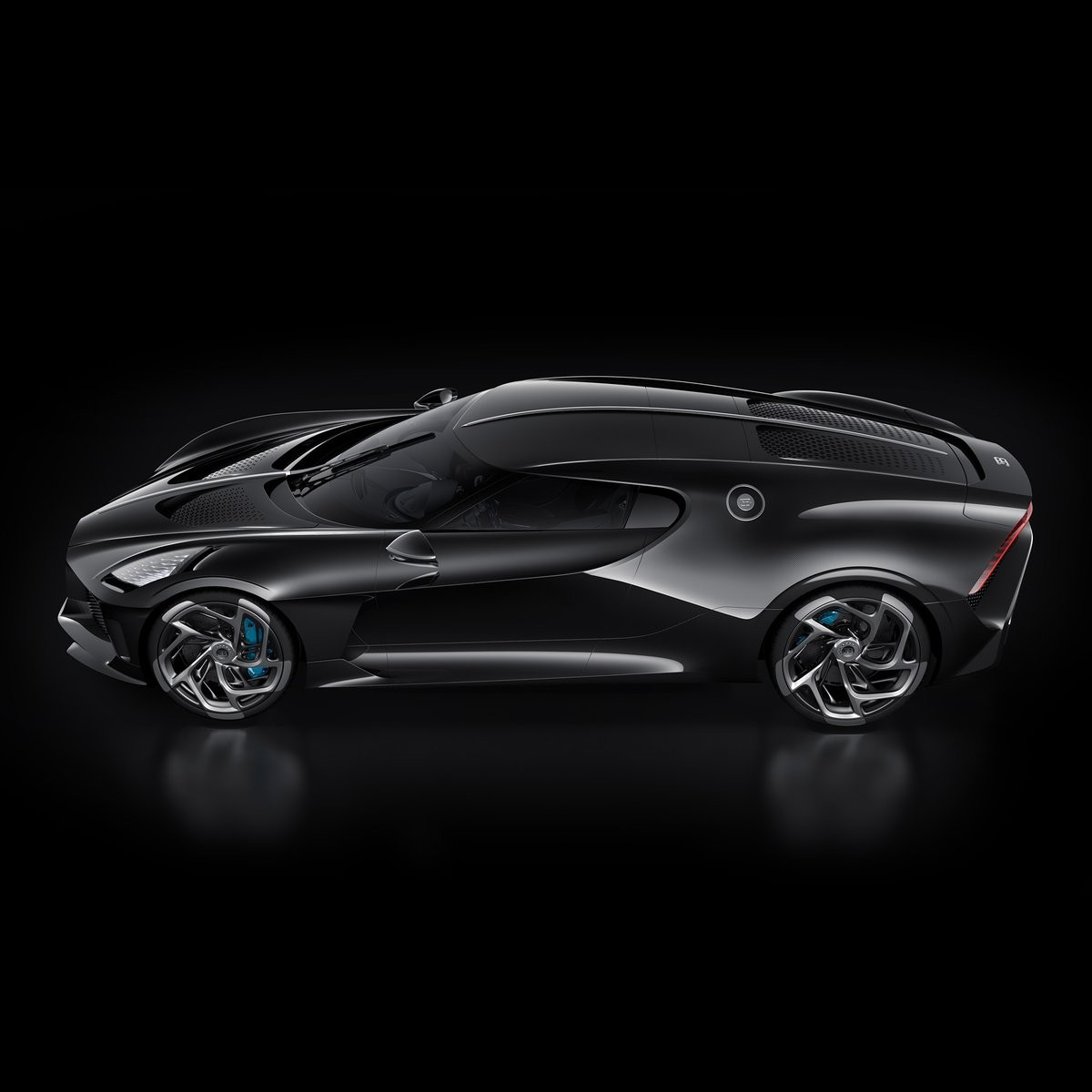 Bugatti La Voiture Noire Owner Must Wait For 2.5 Years