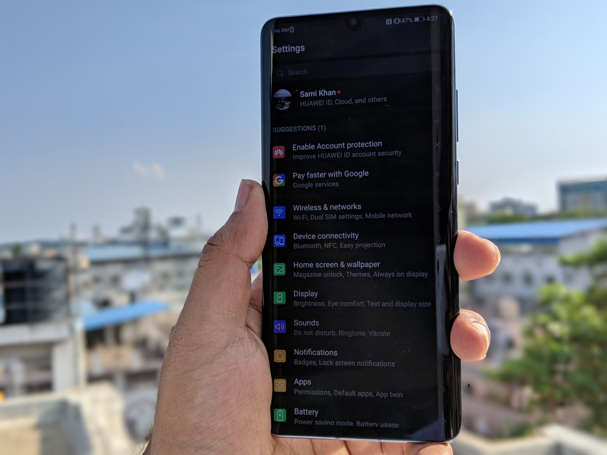 Huawei P30 Pro Review: Camera maestro, beast performer
