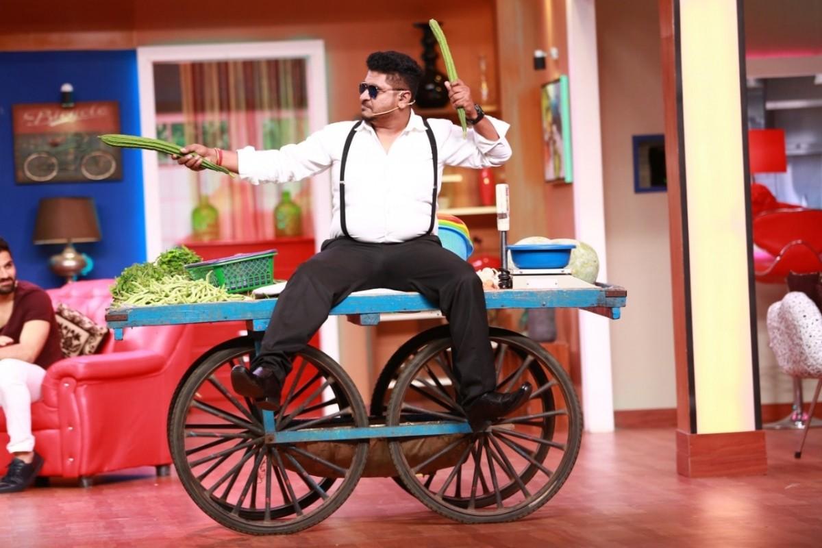 Bigg Boss Kannada 7: Contestant 1: Kuri Prathap