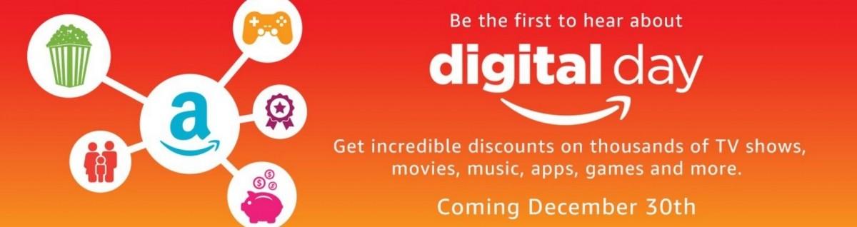 Amazon Digital Sale, Amazon Prime day, Black Friday, Cyber Monday