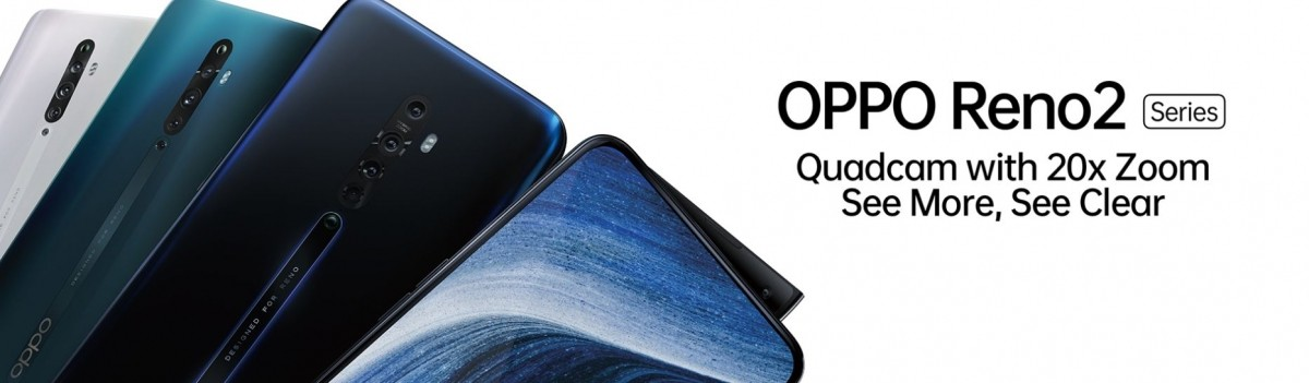 Oppo Reno 2 series launched in India