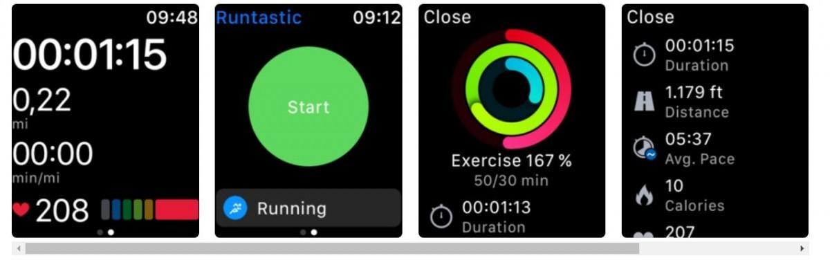 Runtastic, fitness app, Apple app store, fitness app, health app