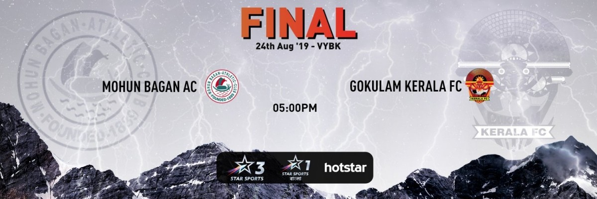 Durand Cup Final