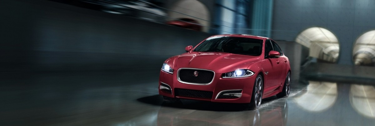 Jaguar Launches XF Aero-Sport Special Edition