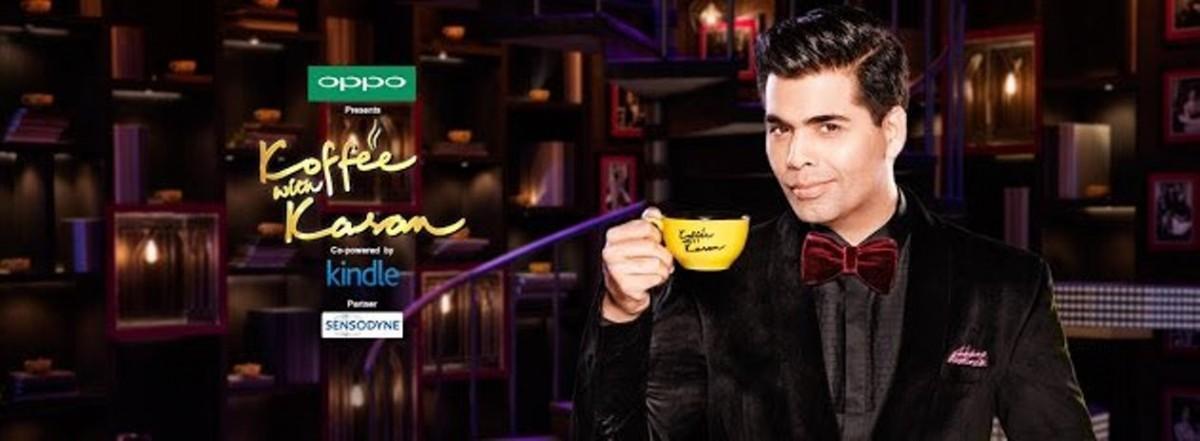 Karan Johar, Koffee With Karan