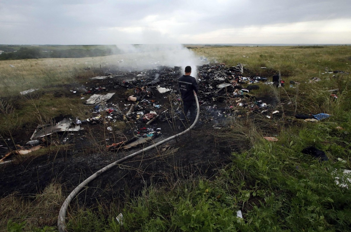 Malaysian Airline MH17 Crash