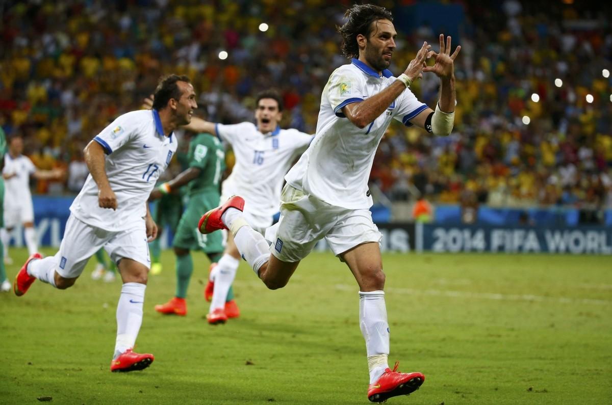 Greece vs Ivory Coast