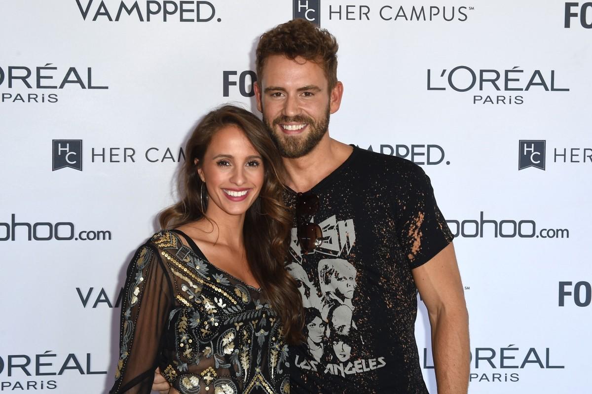 Nick Vaill & Vanessa Grimaldi