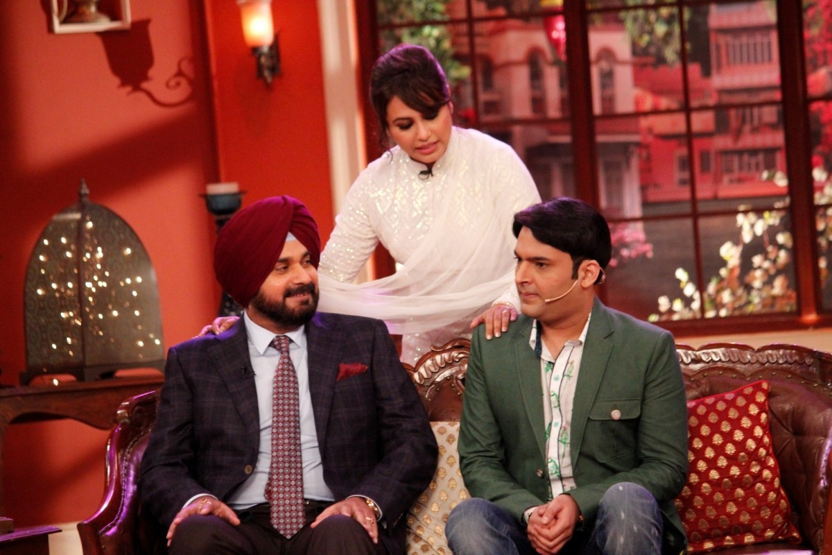 Rani promotes 'Mardaani' on 'Comedy Nights With Kapil'