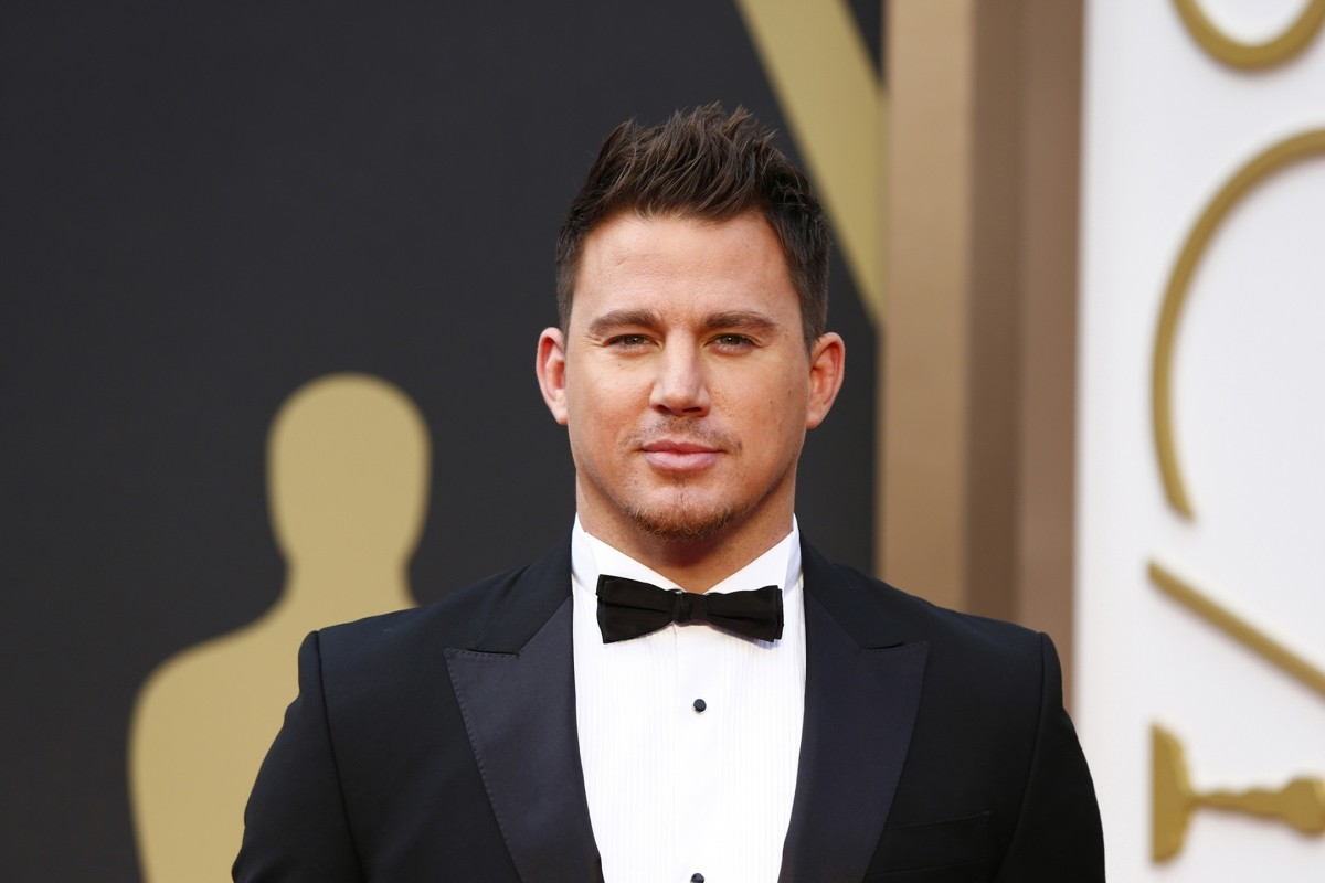 Channing Tatum Dubbed GQs Man of the Year & People