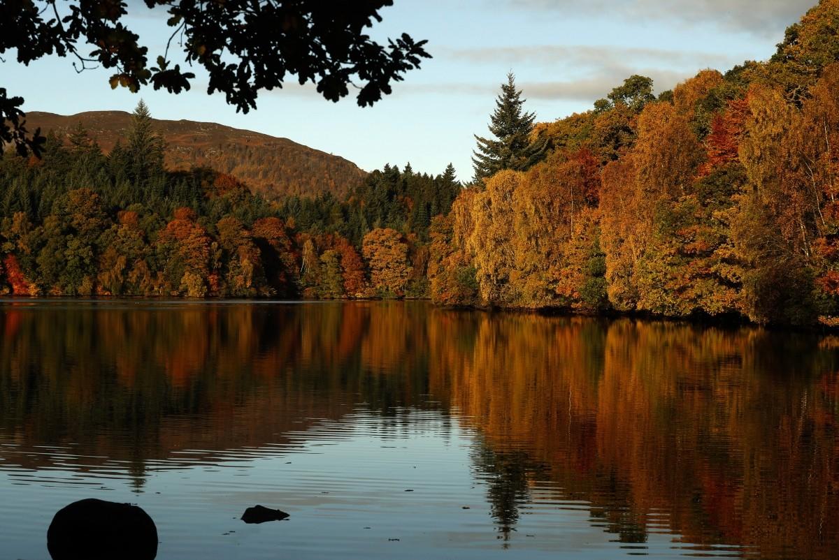 Autumn in Britain