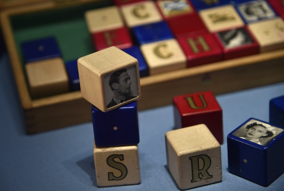 Prince Charles' building blocks