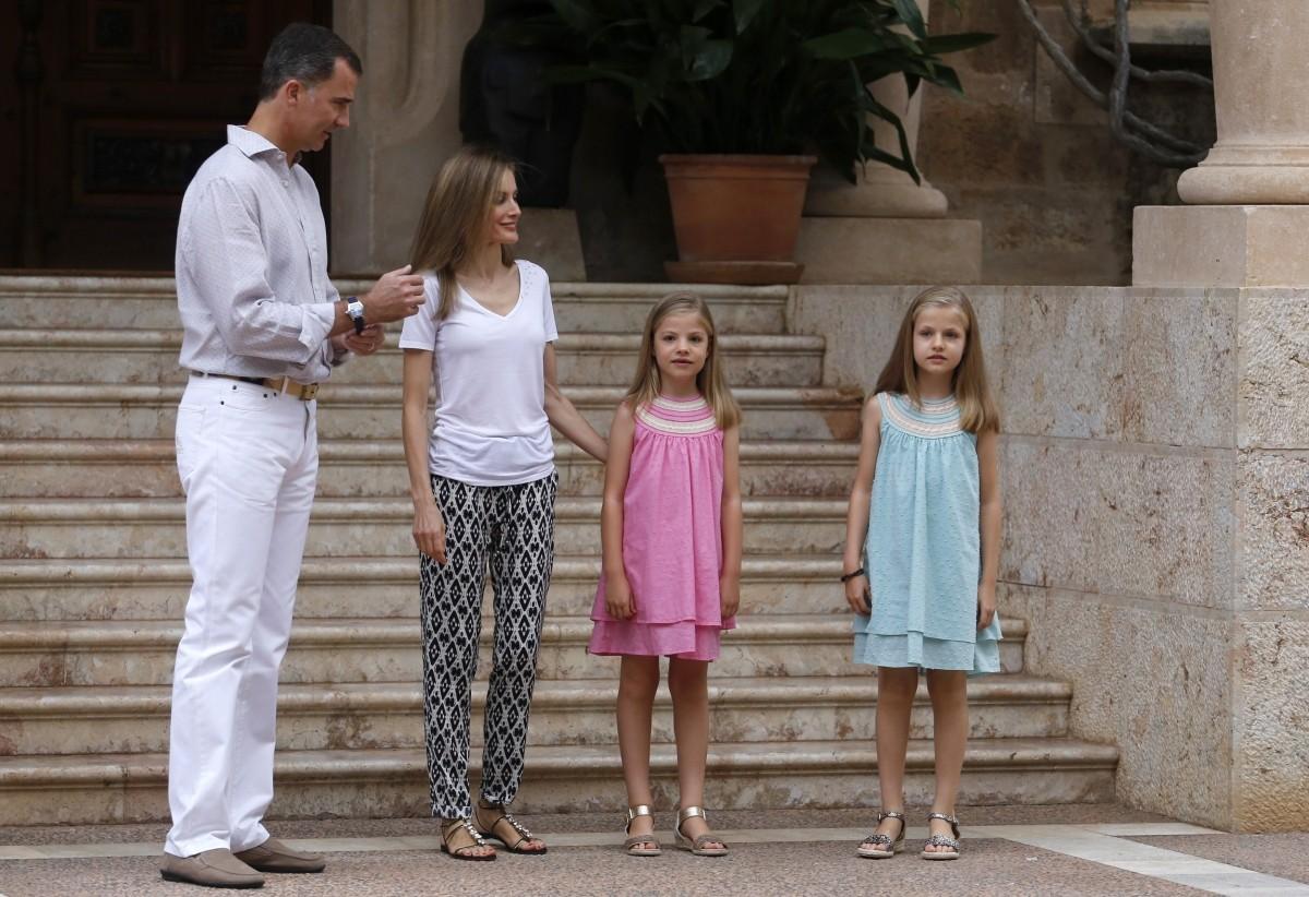 Spain's King's photocall