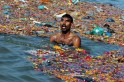 Just one fourth of Rs 20,000 crore fund released for National Mission for Clean Ganga