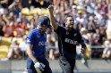 Sachin Tendulkar's Test batting record is under threat due to New Zealand pacer Tim Southee