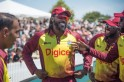 Chris Gayle dons special India-Pakistan suit, says will wear it on his birthday