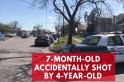 Texas 4-year-old accidentally shoots 7-month-old baby
