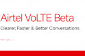 How to get 30GB free Airtel data with VoLTE Beta Program