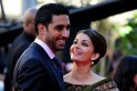 Aishwarya Rai looks pregnant, say online users after spotting her in Goa with Abhishek Bachchan