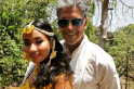 Milind Soman, Ankita Konwar wedding: Some ladies can't stop crying