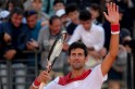 Djokovic hits out at Italian Open organisers after loss to Nadal