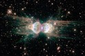 Strange laser beams being fired at Earth from Ant Nebula in deep space