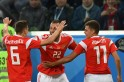 Fifa World Cup 2018: Hosts Russia prove doubters wrong with another dominant win