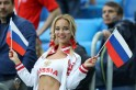 Porn star and Russia's hottest World Cup fan Natalya Nemchinova bares it all for Maxim magazine