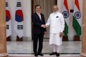 India, South Korea aim to more than double trade to $50 billion