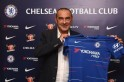 It's official! Maurizio Sarri is the new Chelsea head coach after Antonio Conte's exit