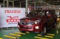 Isuzu Motors India rolls out a D-Max V-Cross as 10,000th vehicle from SriCity plant