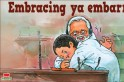 Rahul Hugs Modi: After Twitter's meltdown, Amul and Priya Warrier reveal their take on the embrace