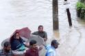 Kerala floods: Prithviraj's mother rescued in a tub; Jayaram saved from landslide [Photos]