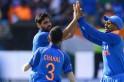 MS Dhoni intervenes, plots dismissal of Aaron Finch with Bhuvneshwar Kumar in MCG ODI - Watch