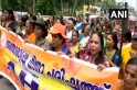 Sabarimala: Temple doors open but not for women amid violent protests and threats