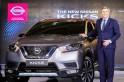 Nissan reveals India-spec Kicks SUV; launch in January 2019