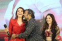 Kajal Agarwal left visibly embarrassed after popular technician kisses her on stage