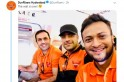 Mumbai Indians and Sunrisers Hyderabad's funny Twitter exchange cracks up social media