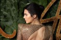 Kendall Jenner goes braless and bares it all in a sheer dress at Fashion Awards 2018 [Photos]