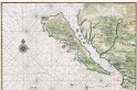 Was California initially an island as shown in old Spanish, Japanese and English maps?